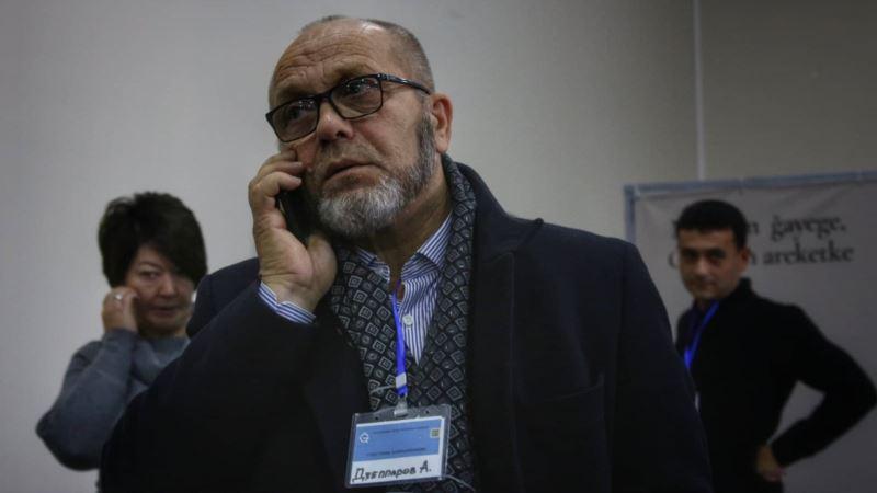 Крымскому правозащитнику Абдурешиту Джеппарову попытались вручить предостережение от российской прокуратуры