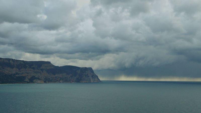 Погода в Крыму: переменная облачность, без осадков
