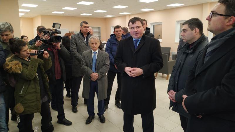 «Укрзализныця» будет обеспечивать работу центра админуслуг на «Каланчаке»