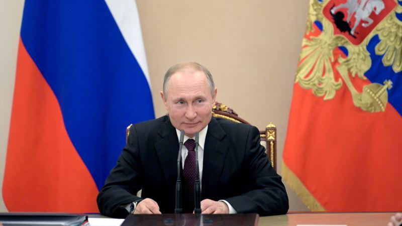 СМИ сообщают о поездке Путина в Крым