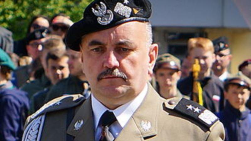Генерал вооруженных сил Польши инфицирован коронавирусом