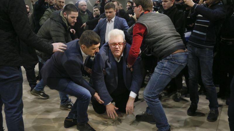 Сивохо уволили с должности советника секретаря СНБО Украины