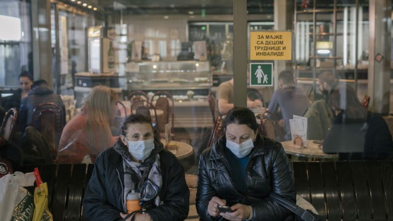 В Сербии из-за коронавируса ввели комендантский час
