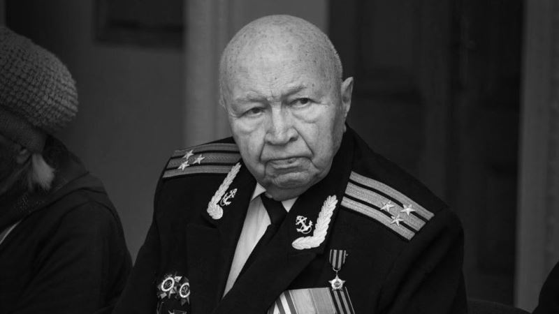В Севастополе умер 98-летний участник штурма Сапун-горы Иван Патук