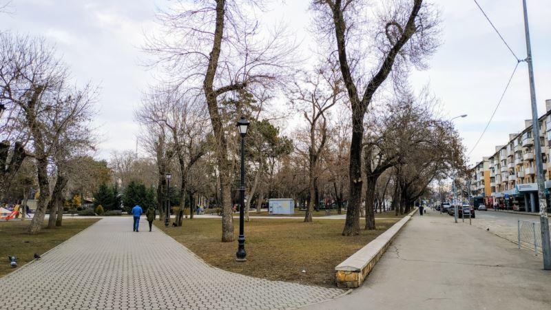 Погода в Крыму: осадки только в Севастополе