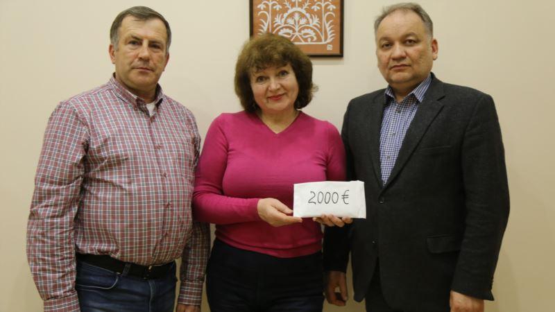 Семьи жертв репрессий в Крыму получат денежную помощь от Ассоциации украинцев Ирландии