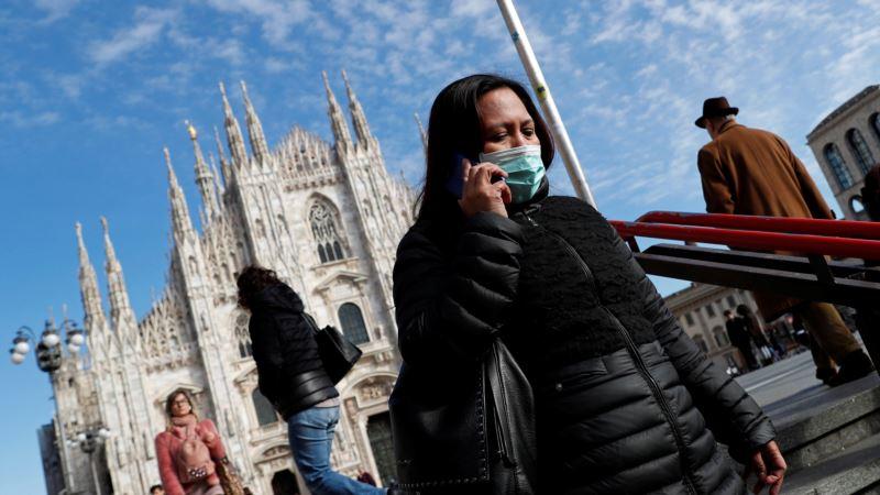 В Италии из-за коронавируса закрывают все школы и университеты