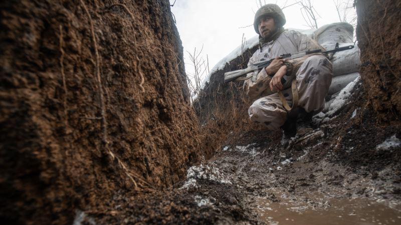 На Донбассе сегодня ранены 4 украинских военных – штаб ООС