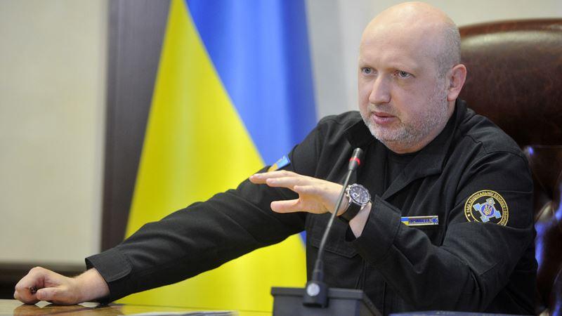 Турчинов рассказал об угрозах России во время захвата Крыма, звонке Путину и своем блефе