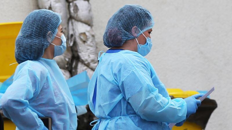 Число подтвержденных случаев инфицирования коронавирусом превысило 400 тысяч