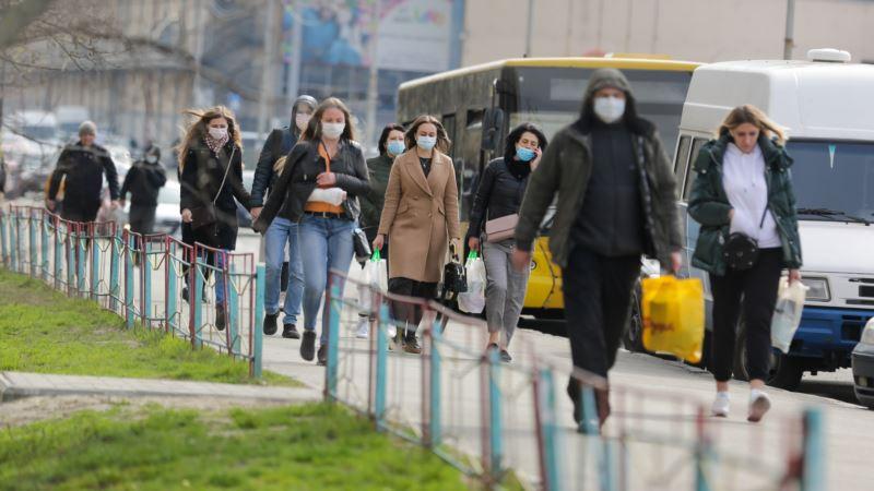 COVID-19: Минздрав Украины привел обновленные данные по количеству заразившихся