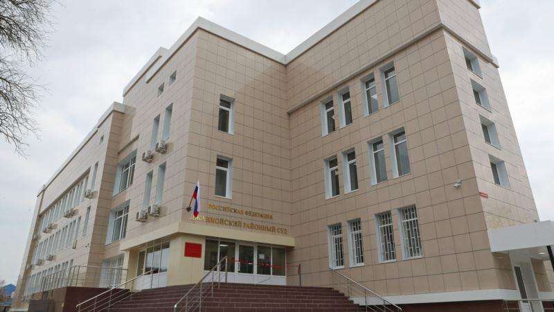 В Джанкое открыли новое здание российского суда и детсад (+фото)