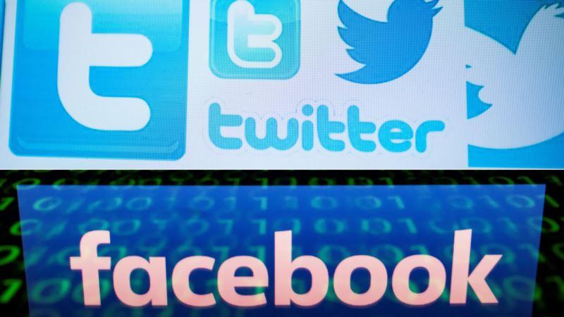 Facebook и Twitter удалили связанные с Россией аккаунты, направленные на американцев