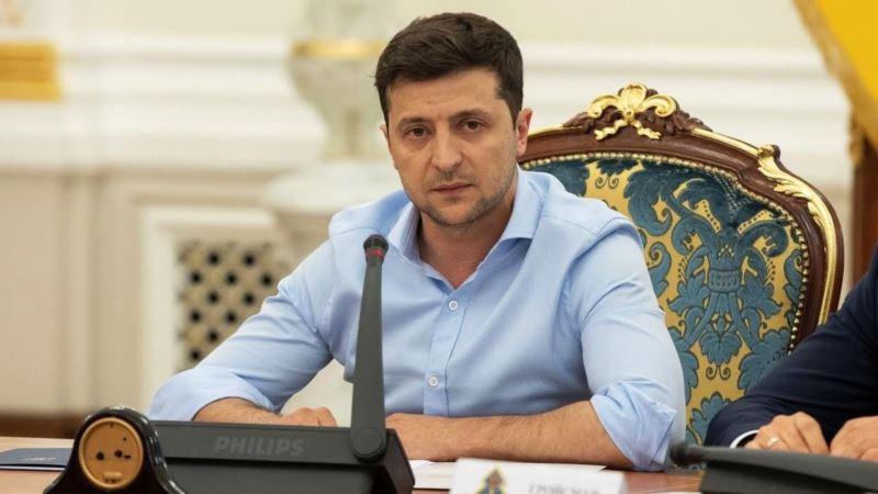 Зеленский назвал вопрос Крыма самым сложным в переговорах – Офис президента