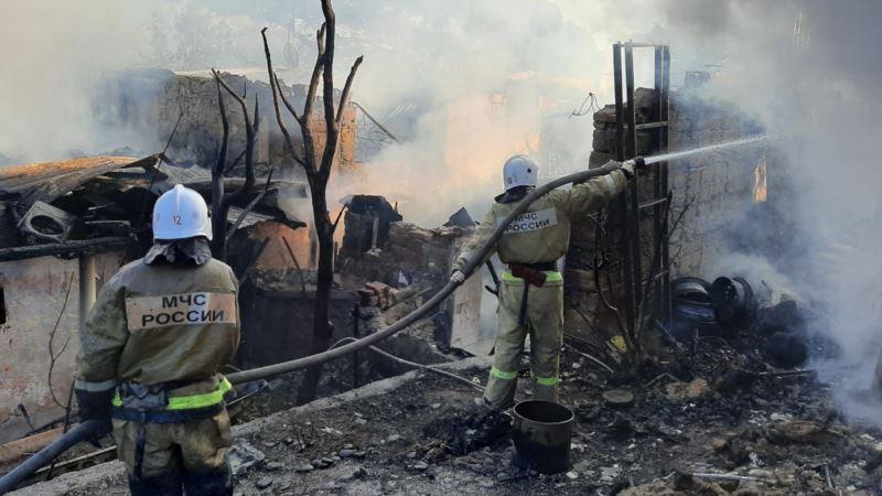 В Севастополе через неделю стартует пожароопасный сезон