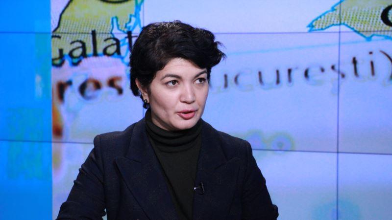 Ташева о заявлении Шмыгаля: «Премьер пока не в контексте Крыма»