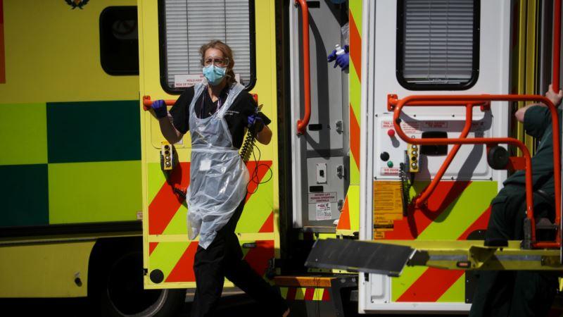 Великобритания вышла на второе место в Европе по смертности от вируса