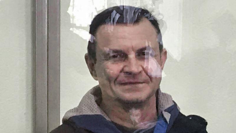 Осужденный по «делу «украинских диверсантов» Дудка верит, что Украина освободит его» – подруга