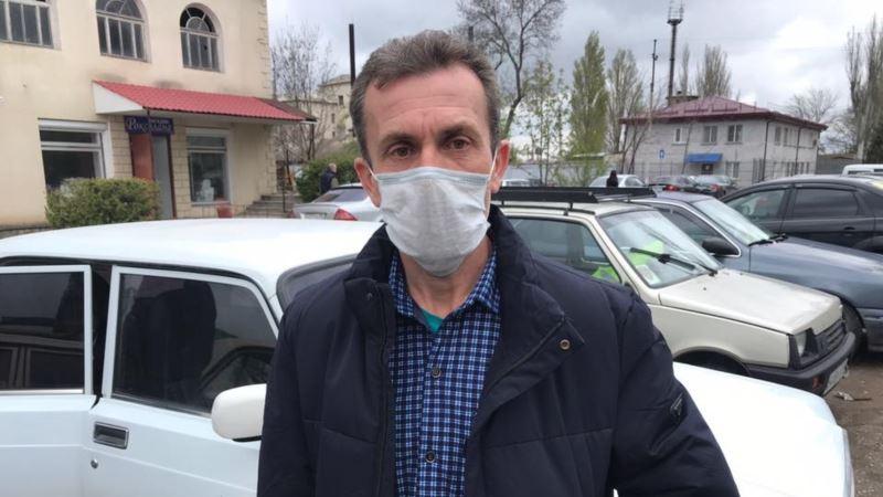 В Крыму российская прокуратура завела дело против имама за проведение пятничной молитвы