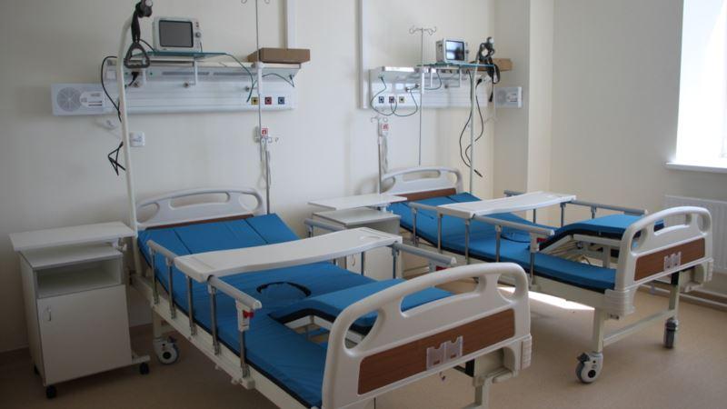 Только в пяти больницах Крыма могут лечить COVID-19 – Аксенов