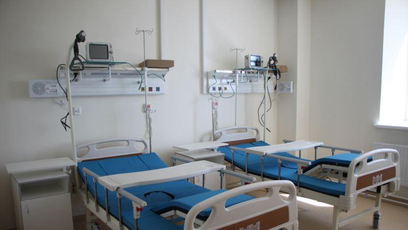 В Симферополе подготовили 45 реанимационных мест с аппаратами ИВЛ – власти