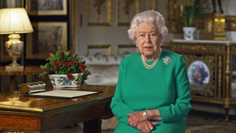 Королева Великобритании попросила отменить салют на день рождения