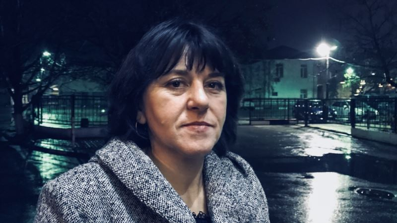 «Ни обмена, ни коммуникации с президентом». Жена осужденного в Крыму Захтея обратилась к Зеленскому