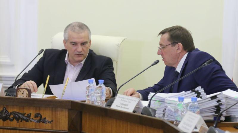 Аксенов хочет «жестко наказывать» приехавших в Крым, которые не самоизолируются