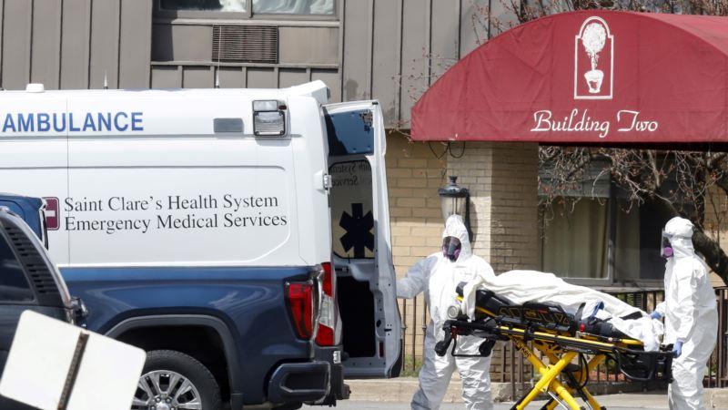 Более миллиона случаев COVID-19 зафиксировали в США