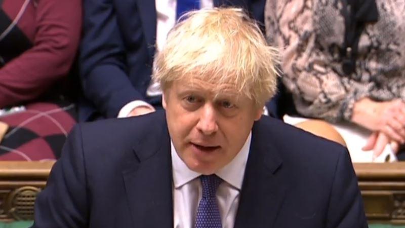 Премьер Великобритании покинул палату интенсивной терапии