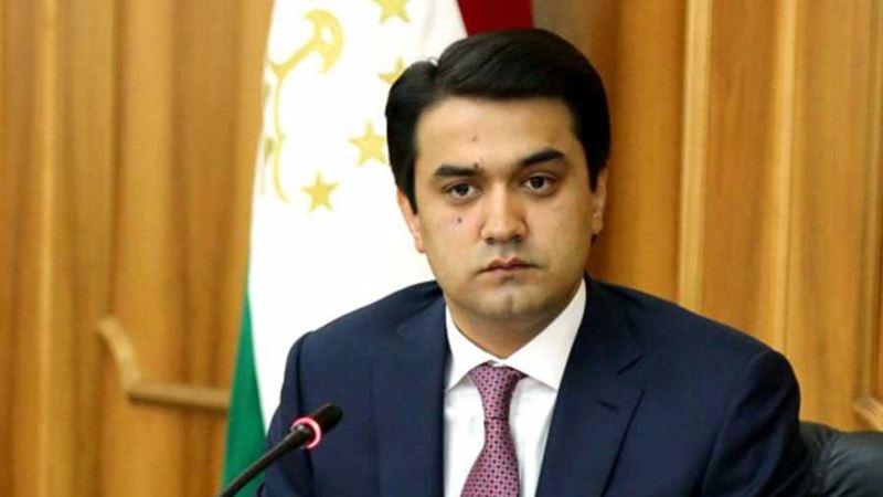 Сын президента Таджикистана возглавил парламент