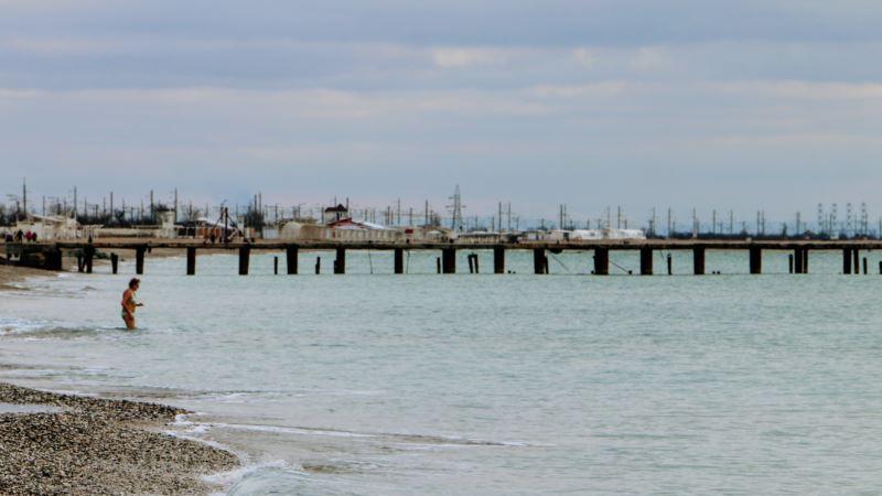 Жители Сакского района недовольны появлением тяжелой техники на пляжах – Бальбек