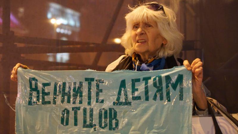 Акции в защиту крымских татар перенесли в социальные сети – активистка «Стратегии-18»