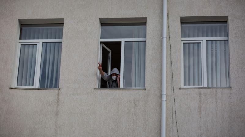 В Украине количество подтвержденных случаев COVID-19 превысило шесть тысяч