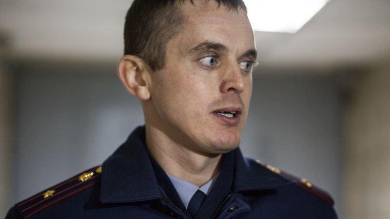 В России начальника колонии отправили в СИЗО по делу об избиении заключенного