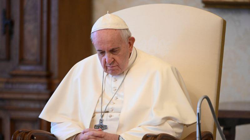 Папа Римский поздравил с Пасхой верующих восточных церквей