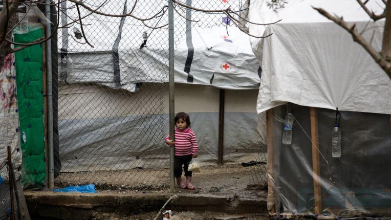 В Германию из Греции прибыли 47 детей, ищущих убежища