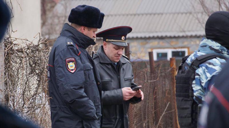 Российская полиция вручила предостережение активистке, защищавшей Ханский дворец
