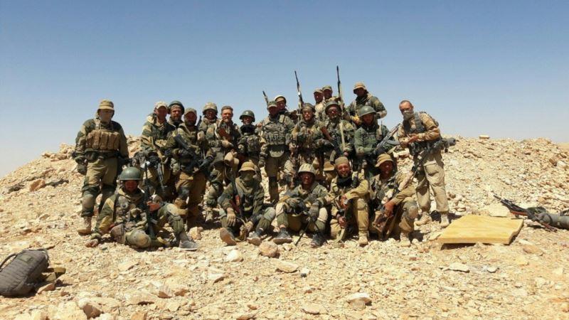 «Новая газета» опубликовала кадры преступлений «ЧВК Вагнера» в Сирии
