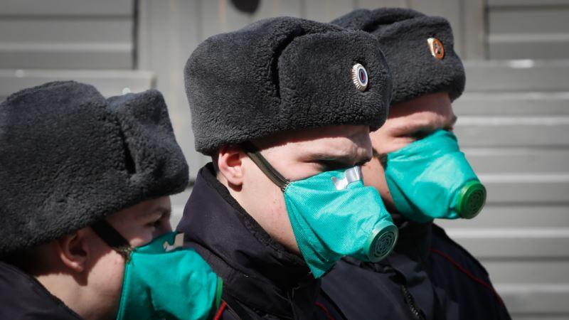 Россия: в Москве вводят пропускной режим