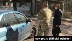 Всех, кто въезжает в Севастополь, отправляют на карантин – власти (+фото)