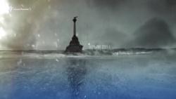 На Страстную пятницу в Севастополе провели «полулегальный» крестный ход