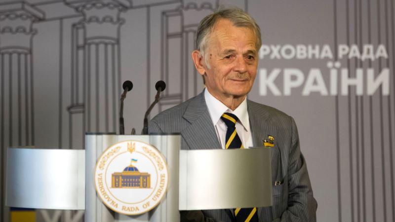 В Крыму Следком завершил расследование «уголовного дела» в отношении Мустафы Джемилева