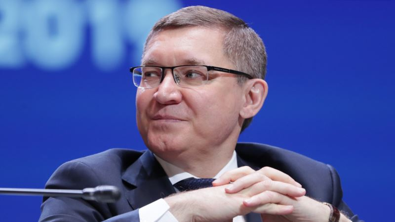 Глава Минстроя России Якушев заразился коронавирусом