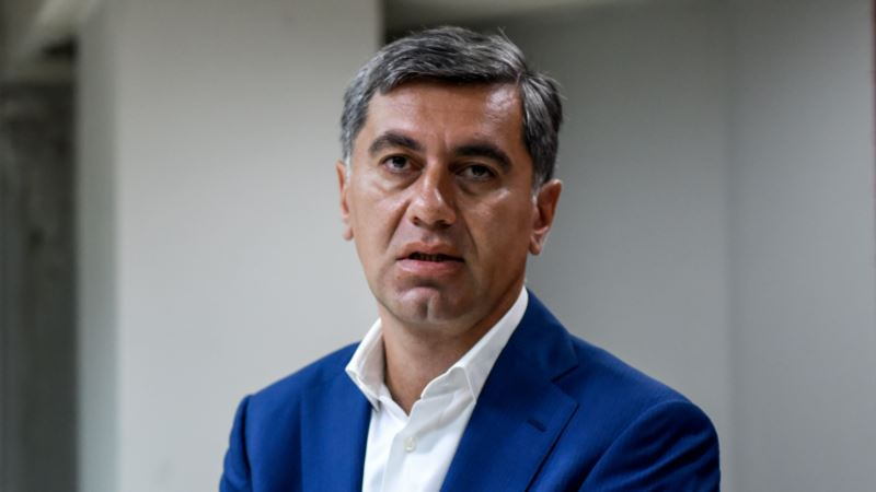 Президент Грузии помиловала лидеров оппозиции Окруашвили и Угулаву