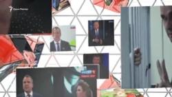 Депутаты Госдумы России надели значки, «отпугивающие коронавирус»