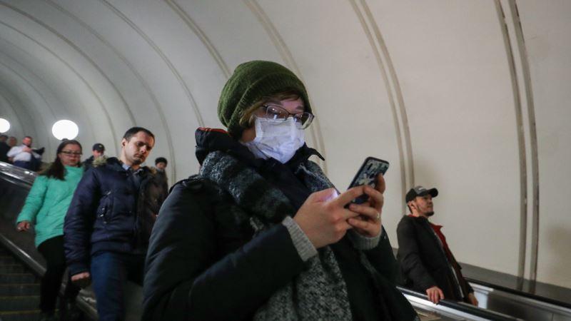 Полиция в Крыму за сутки выписала почти полсотни штрафов за нарушение масочного режима