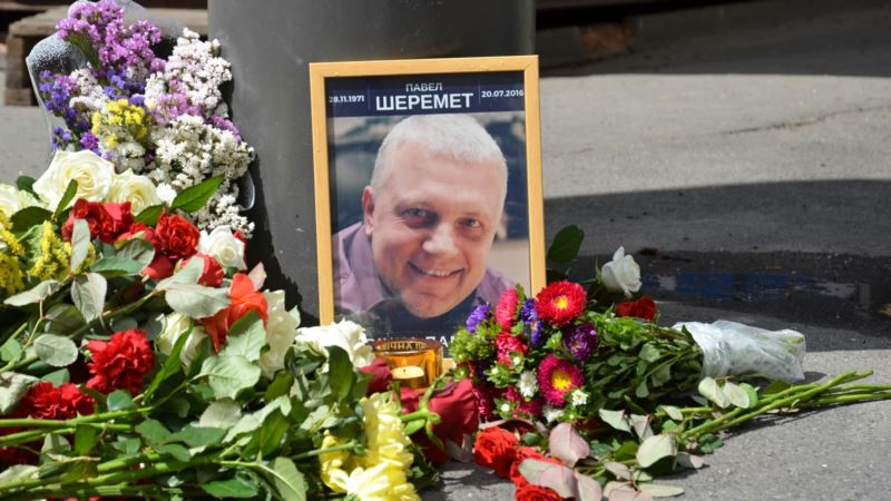 Нацполиция пока не подтверждает передачу дела Шеремета в суд, о которой сообщают СМИ