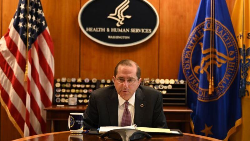 Глава Минздрава США: мы не видим всплесков COVID-19 в открывающихся районах
