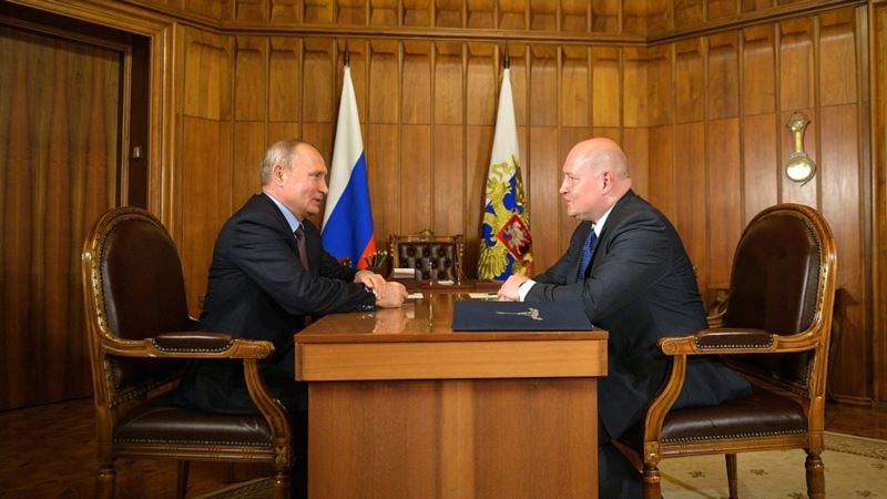Развожаев отчитался Путину о получении медиками выплат. Некоторые сообщили, что их не получили